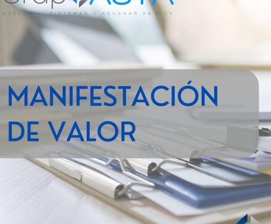 La Manifestación de Valor